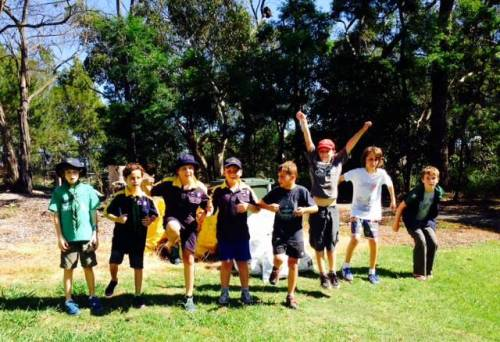 Mt Colah Cubs Clean Up